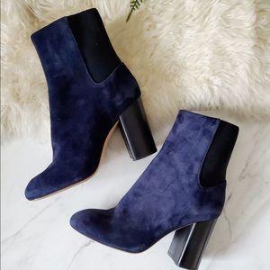 Rag & Bone 'Agnes' Blue Boots NWOT womens